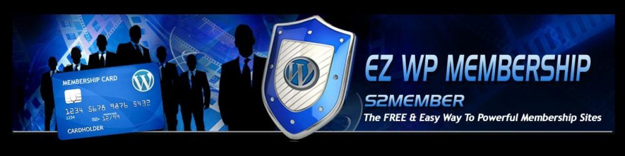EZ WP Membership Sites